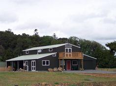 ideal barn house