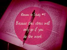 Reason to study