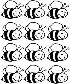 méhecske sablon - Google keresés