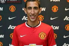 Transfert : Manchester United s'offre Di Maria pour un montant record ! (officiel)