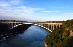 Bridge Canada - USA Niagara Falls, USA