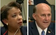 Louie Gohmert to Loretta Lynch: How much time did you spend on Hillary case?