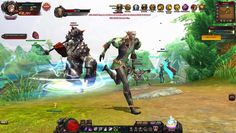 Nidia is a 3D Free-to-play Browser-Based BB, Role-Playing MMO Game MMORPG.
