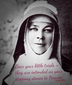 Mary Mackillop....First canonized saint from Australia