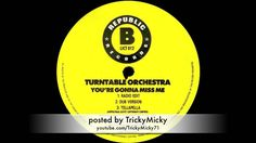 [1988] Turntable Orchestra ‎- You're Gonna Miss Me (Dub Version) >> https://youtu.be/rCQdI-uwy1c