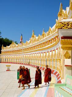 Mandalay, Myanmar / Birma