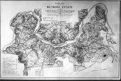 Biltmore Estate | Map