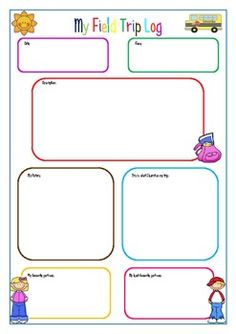 1000 images about lesson planning on pinterest for Field trip lesson plan template