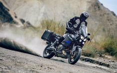 Download wallpapers Yamaha XT1200ZE Super Tenere Raid Edition, 4k, 2018 bikes, offroad, Yamaha XT1200ZE, japanese motorcycles, Yamaha