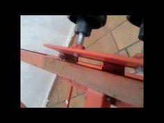 Como fazer máquina de passadeira de argamassa em cerâmica