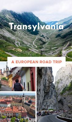 """Few people know about this off the beaten path region in Europe, but it's one of the most amazing places to go backpacking or on a road trip. The drive through the mighty Carpathian Mountains was rated by BBC's Top Gear as """"the best road in the world"""". Find out more in this guide!"""