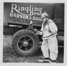 Ringling brothers - from my hometown