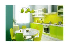 Color blocking verde é opção para quem gosta de ser ousado.