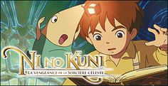 Ni No Kuni : La Vengeance de la Sorcière Céleste [PS3] PEGI 12