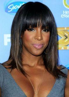 50 Best Long Hair and Black Weave Hairstyles