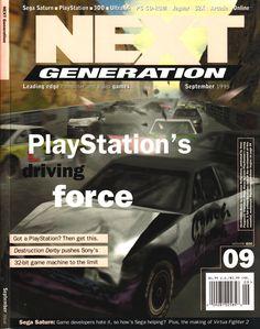 Next Generation, Issue Number 9,  September 1995 - http://fbd843ef.tinylinks.co - #Sony #Sega #PlayStation #Saturn #PC #3D0 #Ultra64 #Jaguar #32X #Arcade #90s #1990s #1995