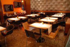 Dining room of Menza #restaurant in #Budapest