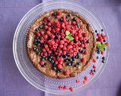 Hämmentäjä: Gluteeniton suklaakakku, taivaallisen hyvää...