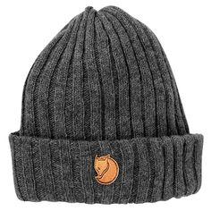 Fjallraven Byron Hat, color graphite, ($35)