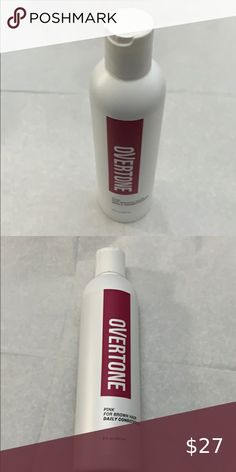 Overtone Pink For Brown Hair Daily Conditioner Overtone Other#brown #conditioner #daily #hair #overtone #pink Overtone Hair, Pick One, Brown Hair, Conditioner, Pink, Things To Sell, Brown Scene Hair, Hot Pink, Brunette Hair