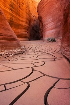 Paria Canyon by © Jay Patel - Can't wait to do this backpacking trip with my hubby!