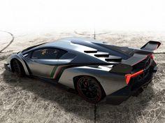 Lamborghini Veneno (€ 3.6M)