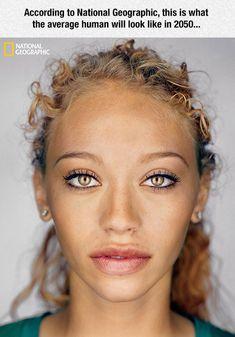 Average Human Of The Future