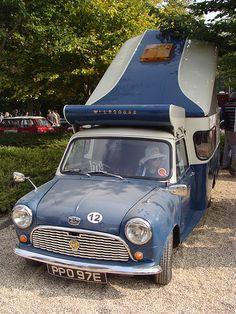 mini motorhome | 1971 Bedford 1.8 Multicruiser | Flickr - Photo Sharing!