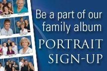 Sign Up For Family Portraits!