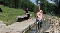 """Czech Republic - Balneopark   """"JESENIK  Priessnitz Spa Resort / Jeseniky Spa. The genius of Vincenz Priesstnitz can really be felt in every aspect of the spa as we got to enjoy the trained professionals who mastered his art of hydrotherapy.""""-hir"""