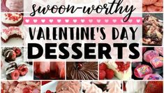 Easy Valentine's Day Desserts perfect for your special someone and guaranteed to make him or her swoon! Cookies, cakes, strawberry pies, chocolate pretzels and more Valentine's Day desserts for everyone. Lots of class party ideas! Chocolate Coca Cola Cake, Chocolate Mug Cakes, Chocolate Chip Cookies, Sugar Cookies, Swig Cookies, Shortbread Cookies, Hazelnut Cake, Chocolate Hazelnut, Raspberry Chocolate