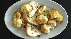 Whole Roasted Cauliflower : Recipes : do it Delicious