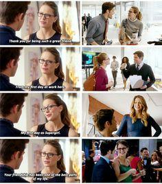 Kara and Winn #Supergirl #Karwinn I SHIP THEY AND I REGRET NOTHING