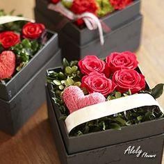Boite surprise St-Valentin!