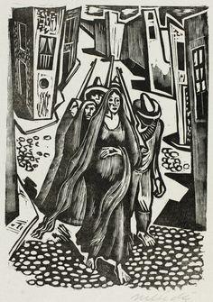 Leopoldo Méndez Mexican, 1902-1969, The Return