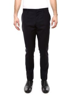 LANVIN Slim Fit Trousers. #lanvin #cloth #trousers
