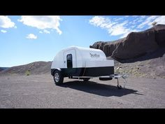 NestEgg Trailers New Off Road - YouTube