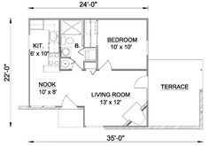 Contemporary Retreat - 12722MA | Vacation, Narrow Lot, 1st Floor Master Suite, CAD Available, PDF | Architectural Designs