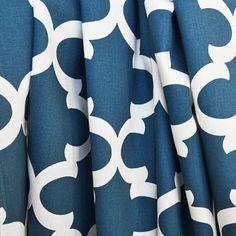 Tiles, Deep Marine Blue
