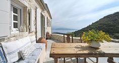 Greece, Corfu, North East Coast nr The Rou Estate, Villa Iriti