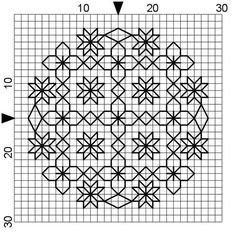 Free Blackwork and Cross Stitch Patterns                                                                                                                                                                                 More