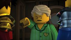 Lloyd looks like he's not ready to deal with anyone today. XD<<<<<I can connect with him on a deep emotional level XD<<<<<<<mic drop Ninjago Memes, Lego Ninjago, Lloyd Ninjago, Little Kid Shows, Having A Crush, South Park, Legos, In This World, Just In Case