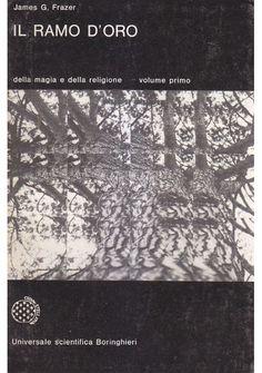 IL RAMO D ORO magia e religione 3 VOLUMI di James G. Frazer 1965 Boringhieri *