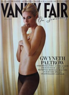 Vanity Fair August 2011 Jewelry Supplement Cover (Vanity Fair)