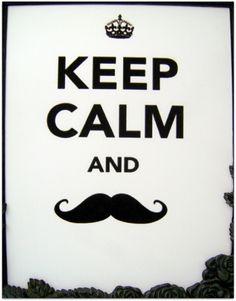 mustache parties | Mustache Party | paulapopi