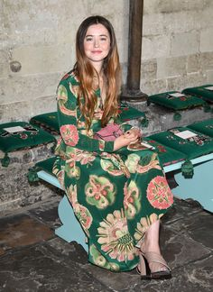 Gucci Resort 2017 Fashion Show Front Row