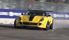 Гоночная команда FFF Drifting Department показала на видео новую машину для чемпионата Formula Drift сезона 2018 года. Она построена на базе Ferrari 599 GTB Fiorano, которая на момент выхода на рынок в 2006 году стоила 300 тысяч евро. Ролик опубликован на канале MattyB727 — Car Videos. Под...