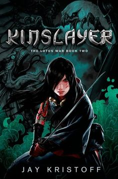 Kinslayer (The Lotus War, #2) has earned some good reviews from others.  [I felt my time wasted]