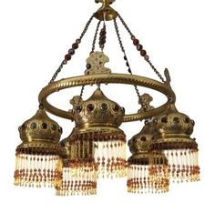 Order this Moroccan ceiling light and bring sparkle and style to your home. Finely crafted jeweled Moroccan chandelier at an amazing price available now!