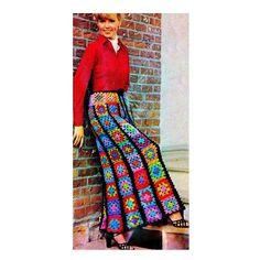 INSTANT DOWNLOAD PDF  Vintage Crochet door PastPerfectPatterns